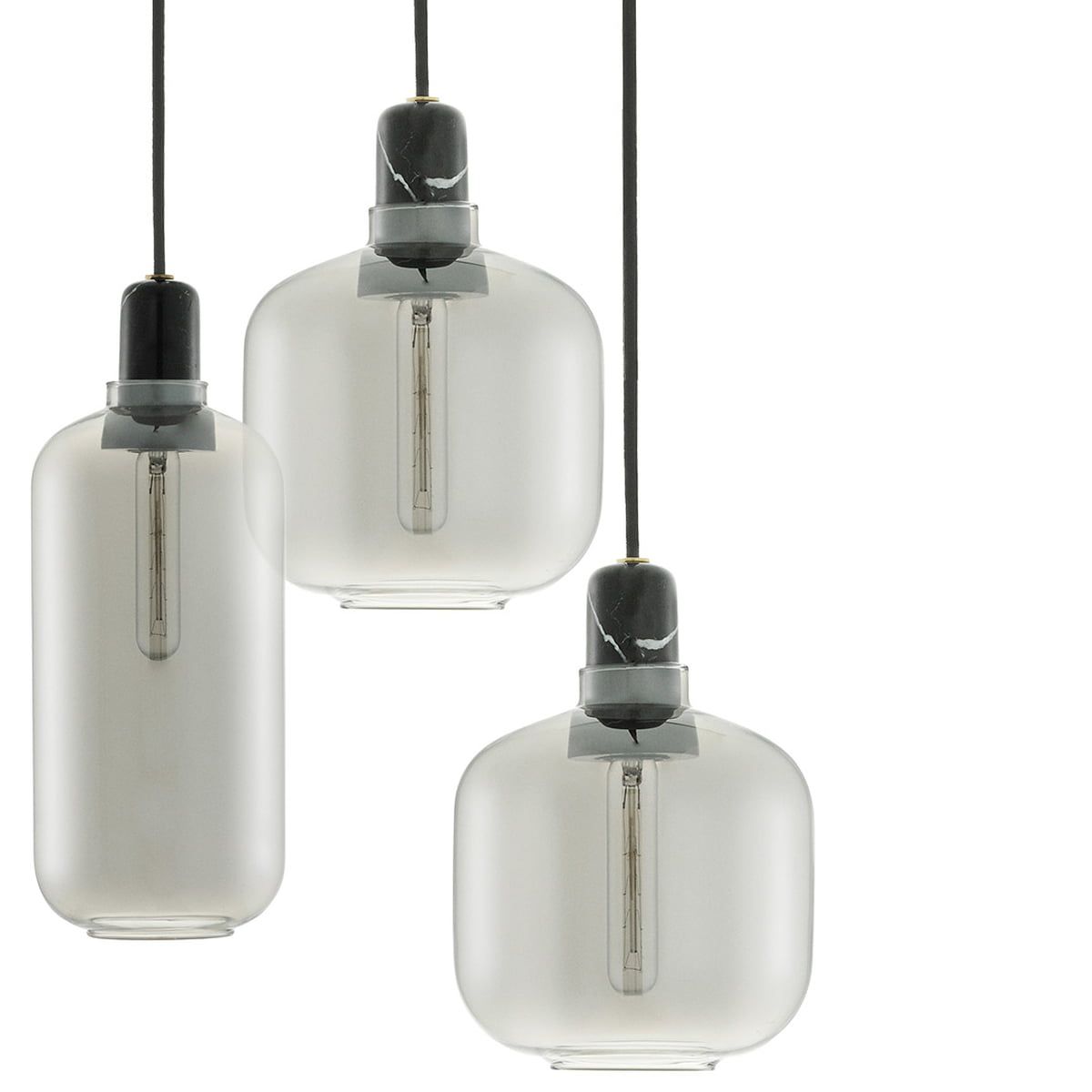 replacement glass for amp pendant lamp by nch. Black Bedroom Furniture Sets. Home Design Ideas