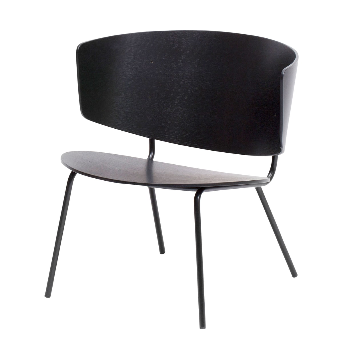 herman lounge chair by ferm living. Black Bedroom Furniture Sets. Home Design Ideas