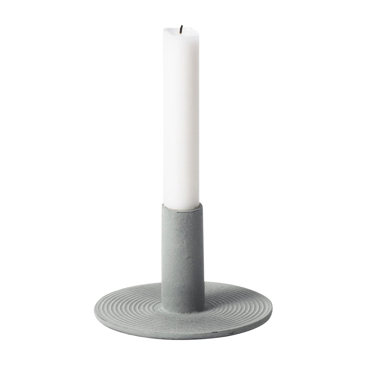 Iron Candleholder By Ferm Living In The Shop