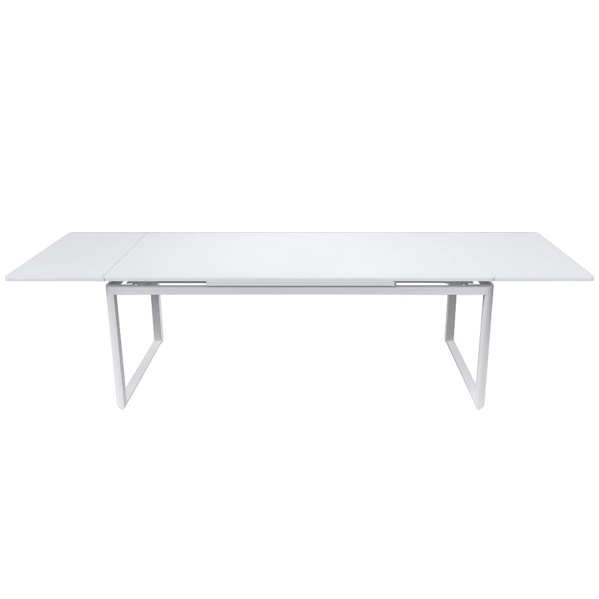 Biarritz Extending Table By Fermob In Cotton White Amazing Design