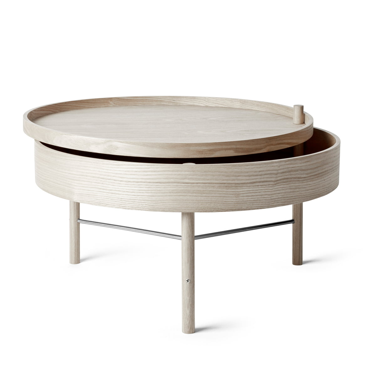 Turning Table By Menu In The Design Shop