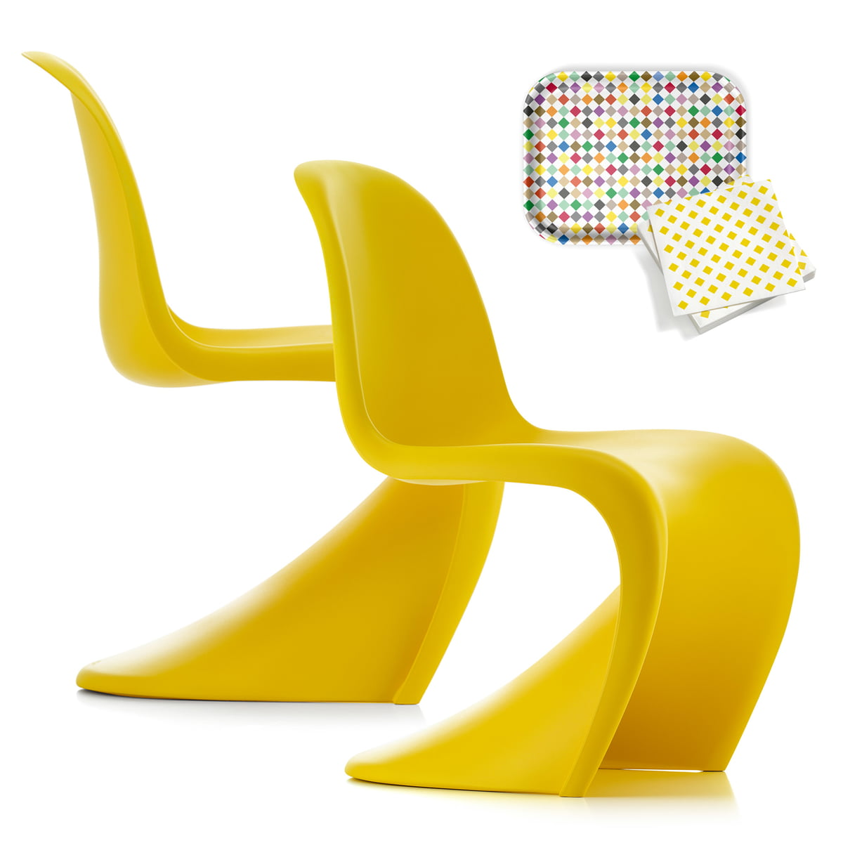 panton chair special edition by vitra. Black Bedroom Furniture Sets. Home Design Ideas