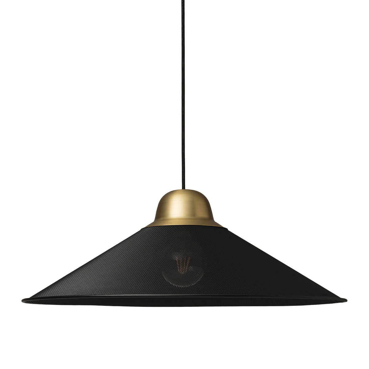 buy the aura pendant lamp by petite friture. Black Bedroom Furniture Sets. Home Design Ideas