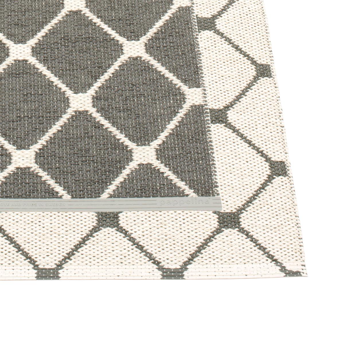 buy the rex reversible rug 70 cm by pappelina. Black Bedroom Furniture Sets. Home Design Ideas