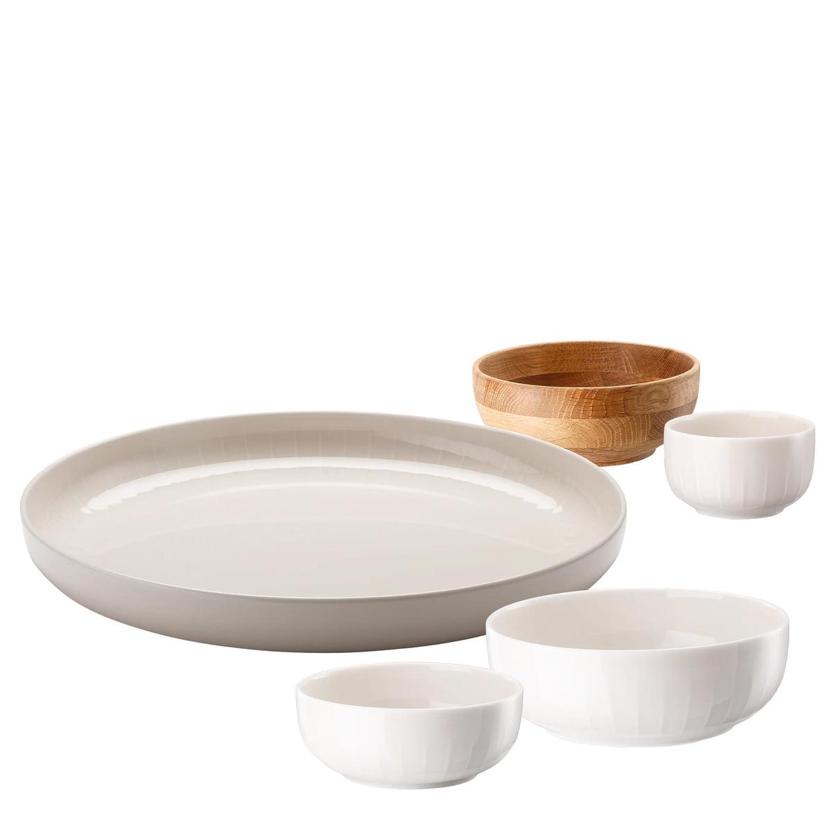 joyn dinnerware set ros by arzberg connox. Black Bedroom Furniture Sets. Home Design Ideas