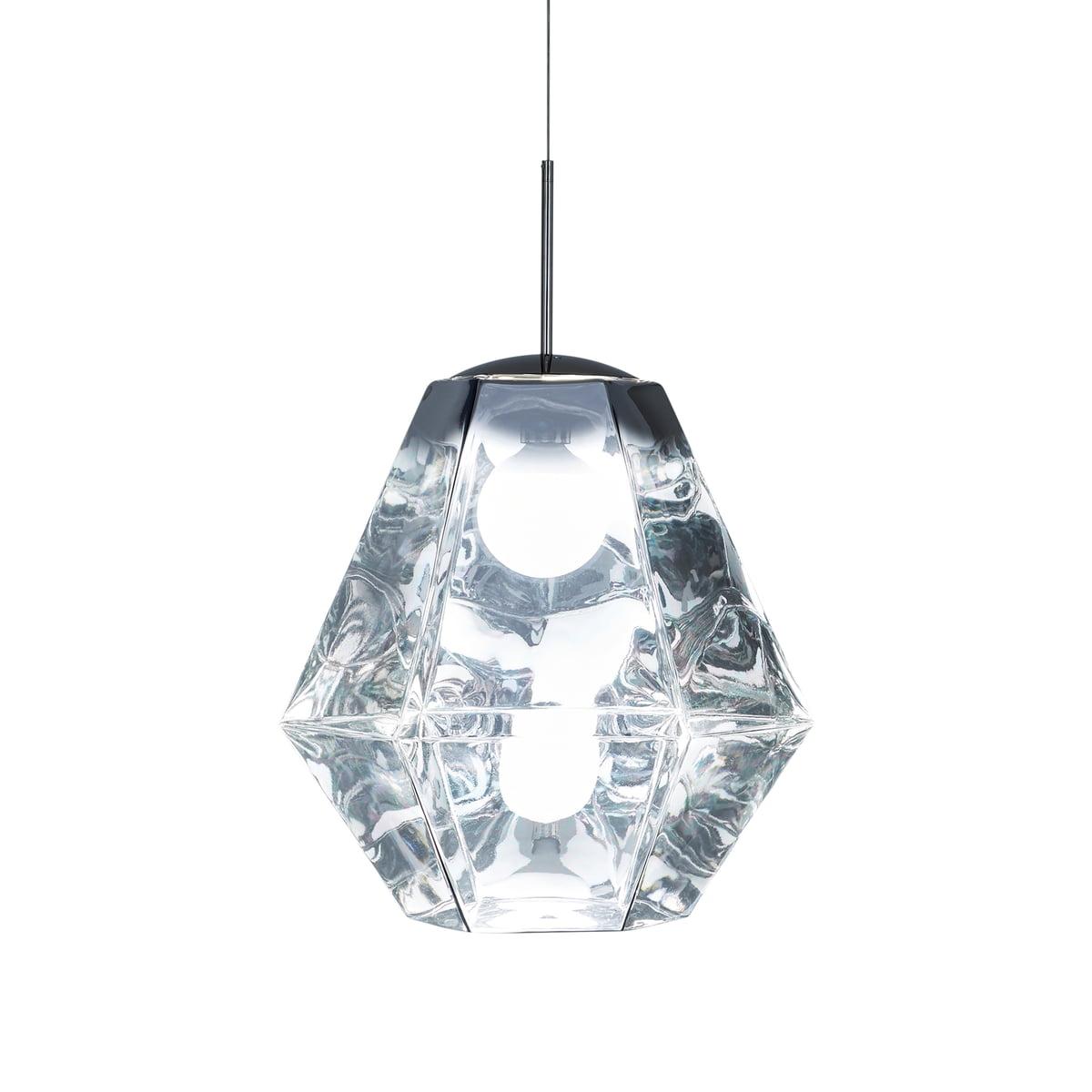 Cut pendant lamp by tom dixon connox cut pendant lamp by tom dixon in long chrome aloadofball Images