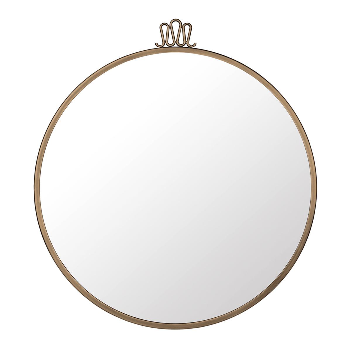 Randaccio Wall Mirror By Gubi Connox