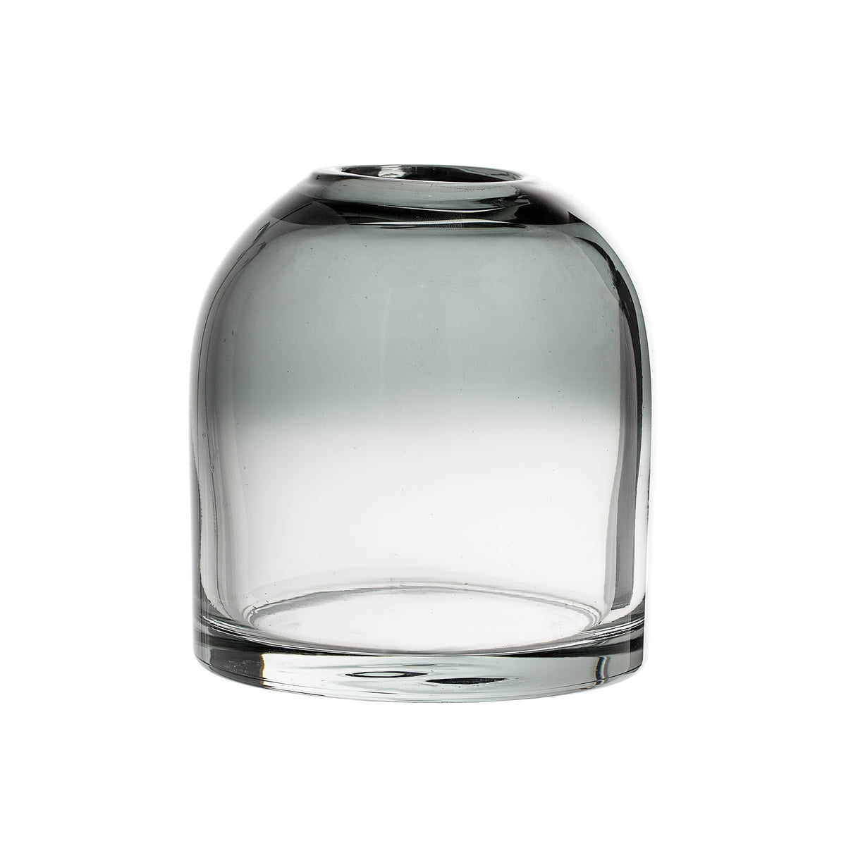coloured glass vase by bloomingville. Black Bedroom Furniture Sets. Home Design Ideas