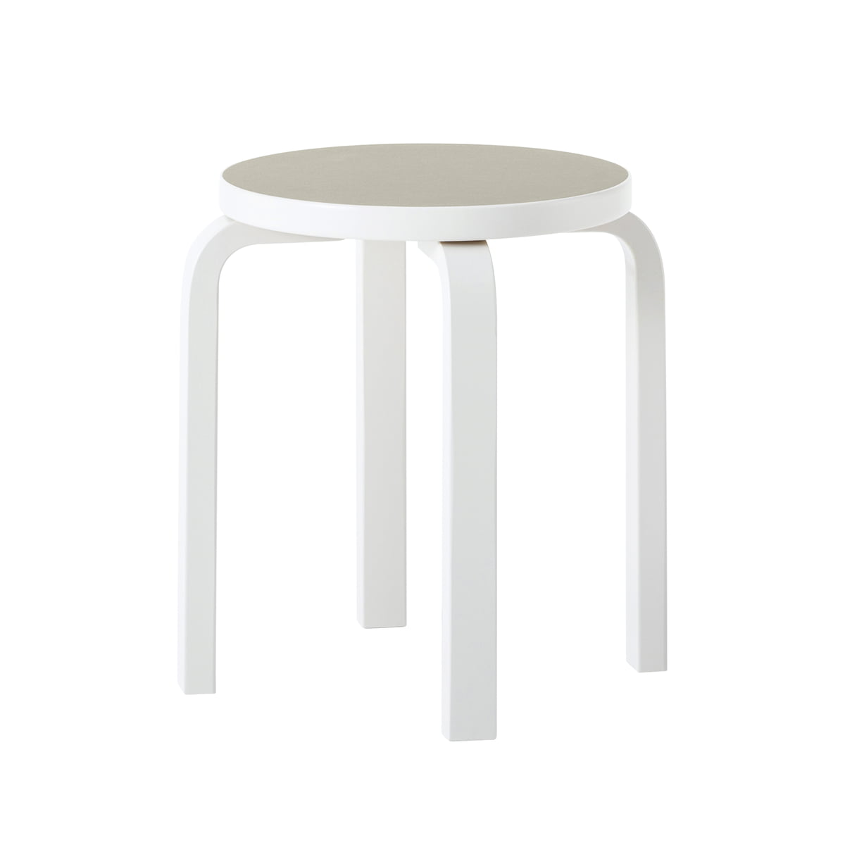 Stool 60 Finland 100 By Artek Connox