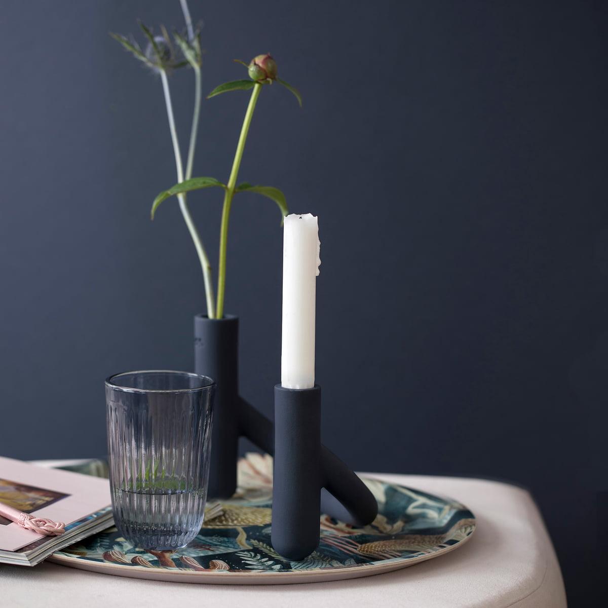 kähler design Nellemann candleholder | Kähler | Connox kähler design