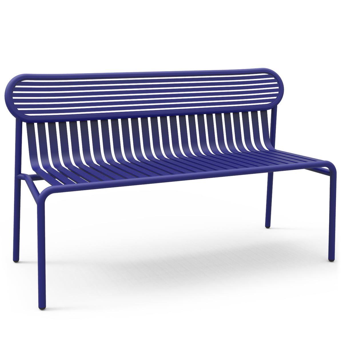 week end garden bench by petite friture connox. Black Bedroom Furniture Sets. Home Design Ideas
