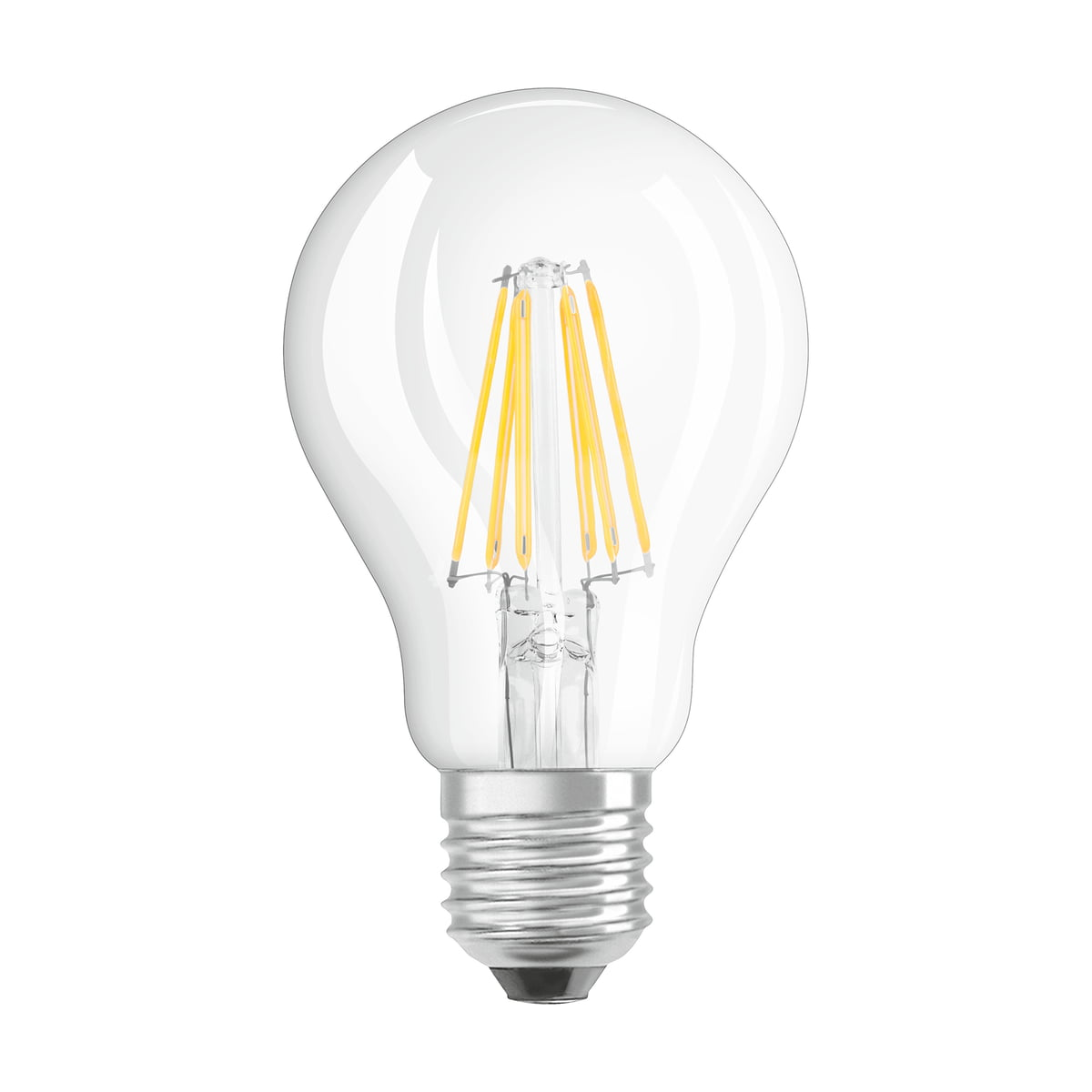 led superstar retrofit classic a filament clear by osram connox. Black Bedroom Furniture Sets. Home Design Ideas