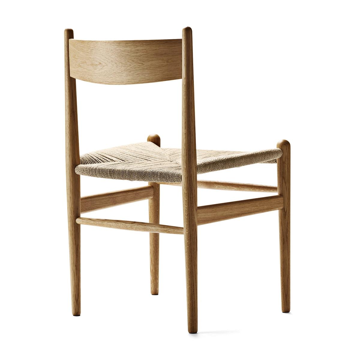 Ch36 Chair By Carl Hansen Connox
