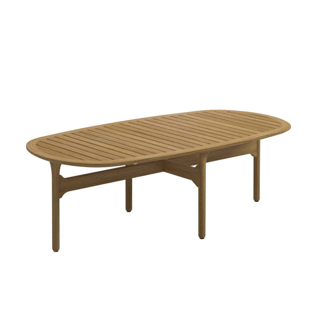 Teak Garden Coffee Table Uk: Wood Lounge Table By Gloster