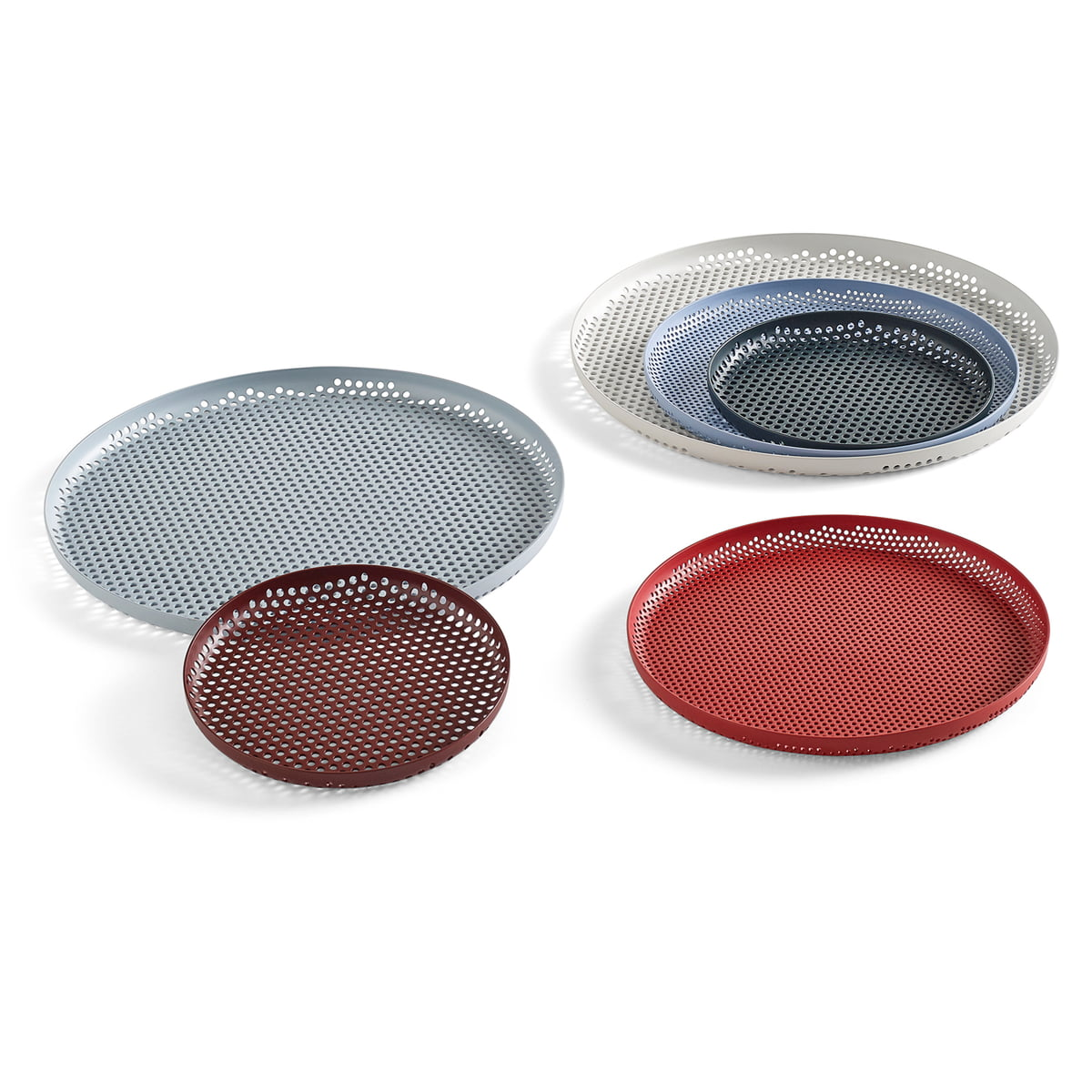 perforated tray by hay connox