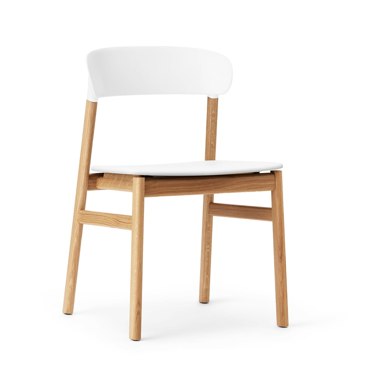 Normann Copenhagen   Herit Chair, Oak / White