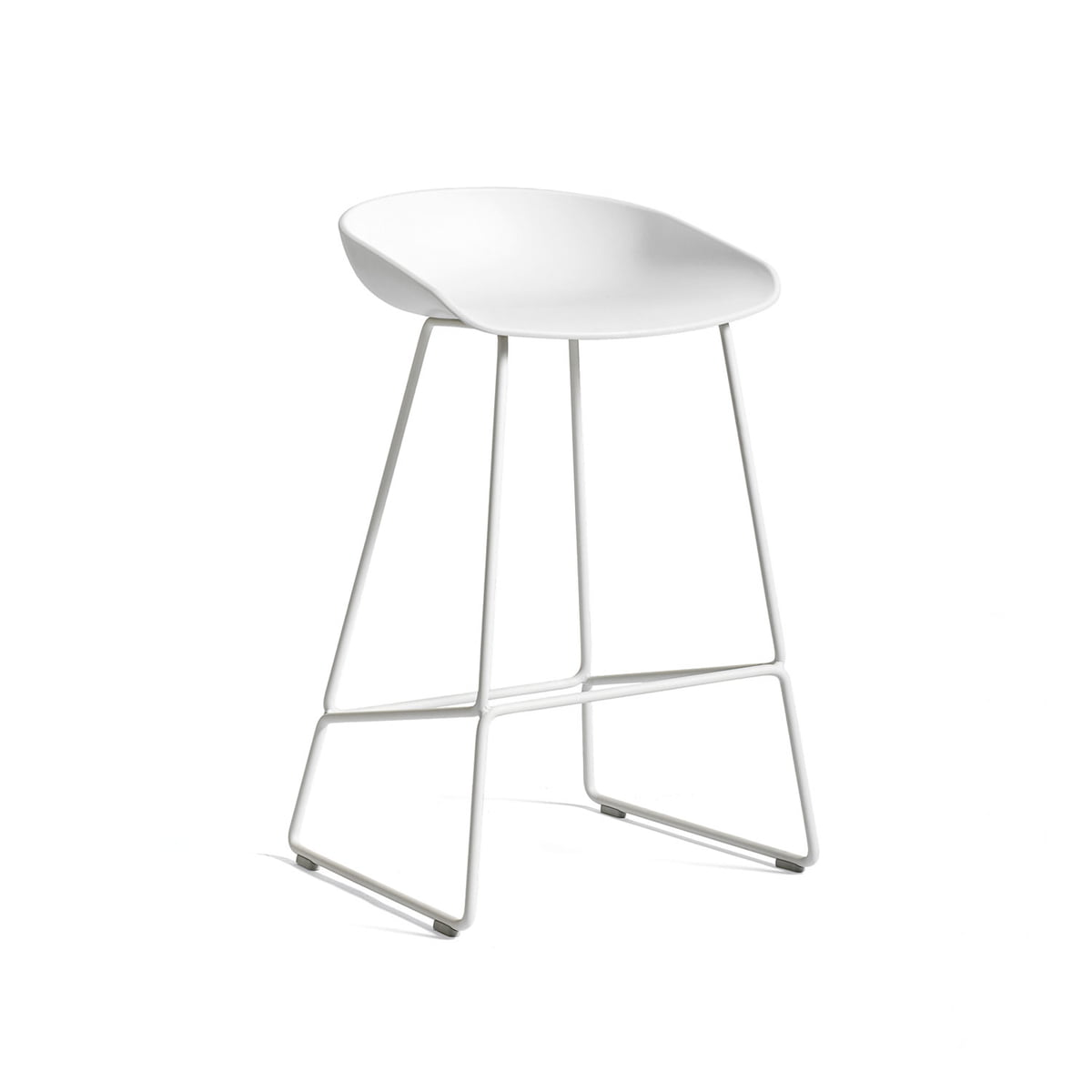 About A Chair Hay.Hay About A Stool Aas 38 Bar Stool H 76 White
