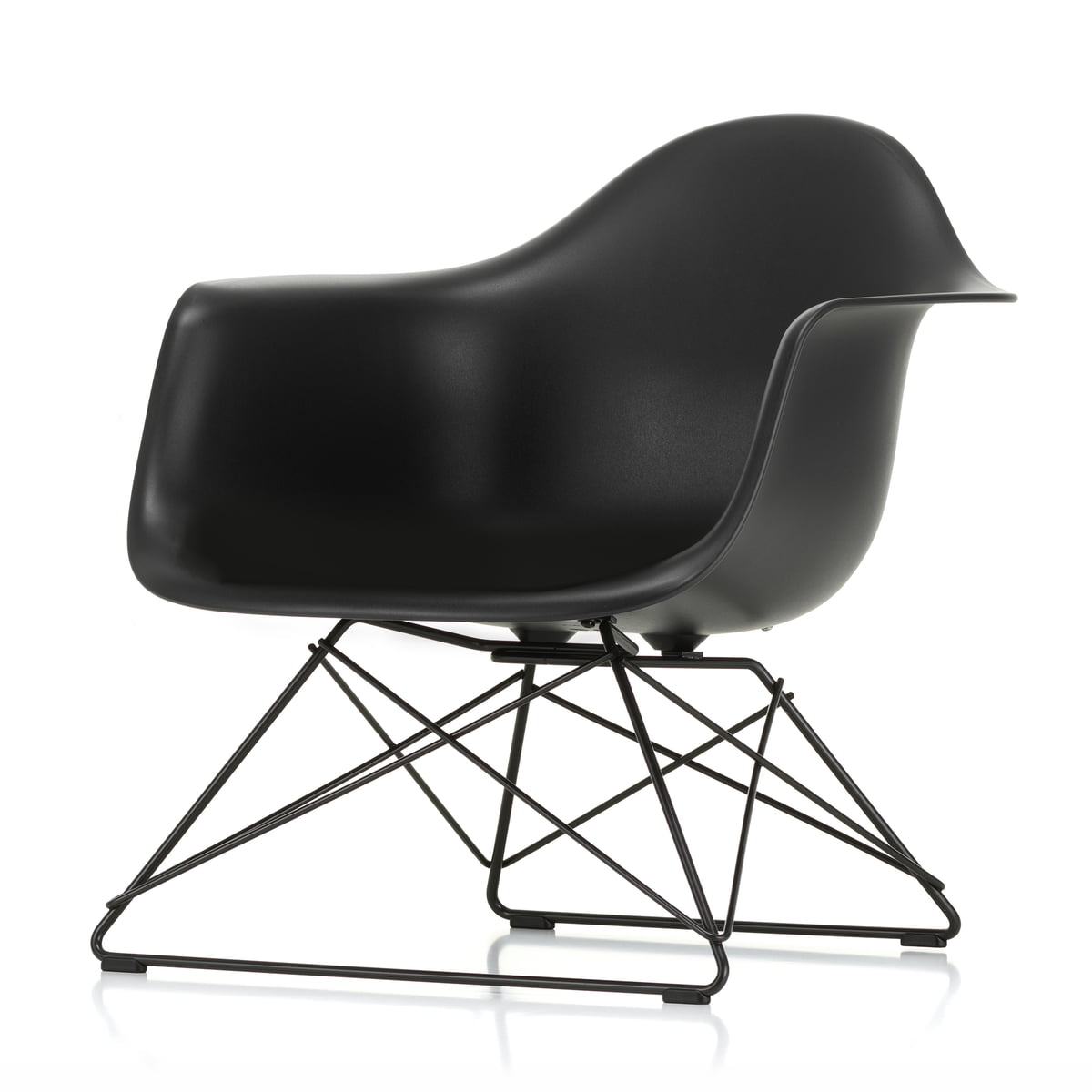 Vitra eames plastic armchair lar connox for Eames plastic armchair gunstig