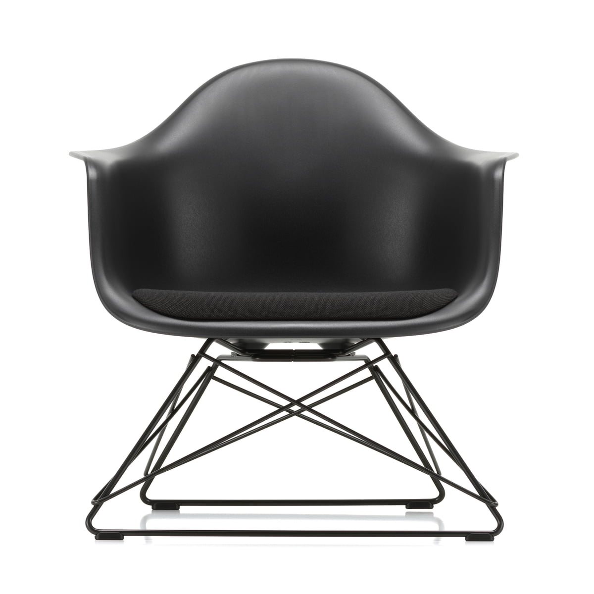 Vitra - Eames plastic armchair lar | Connox