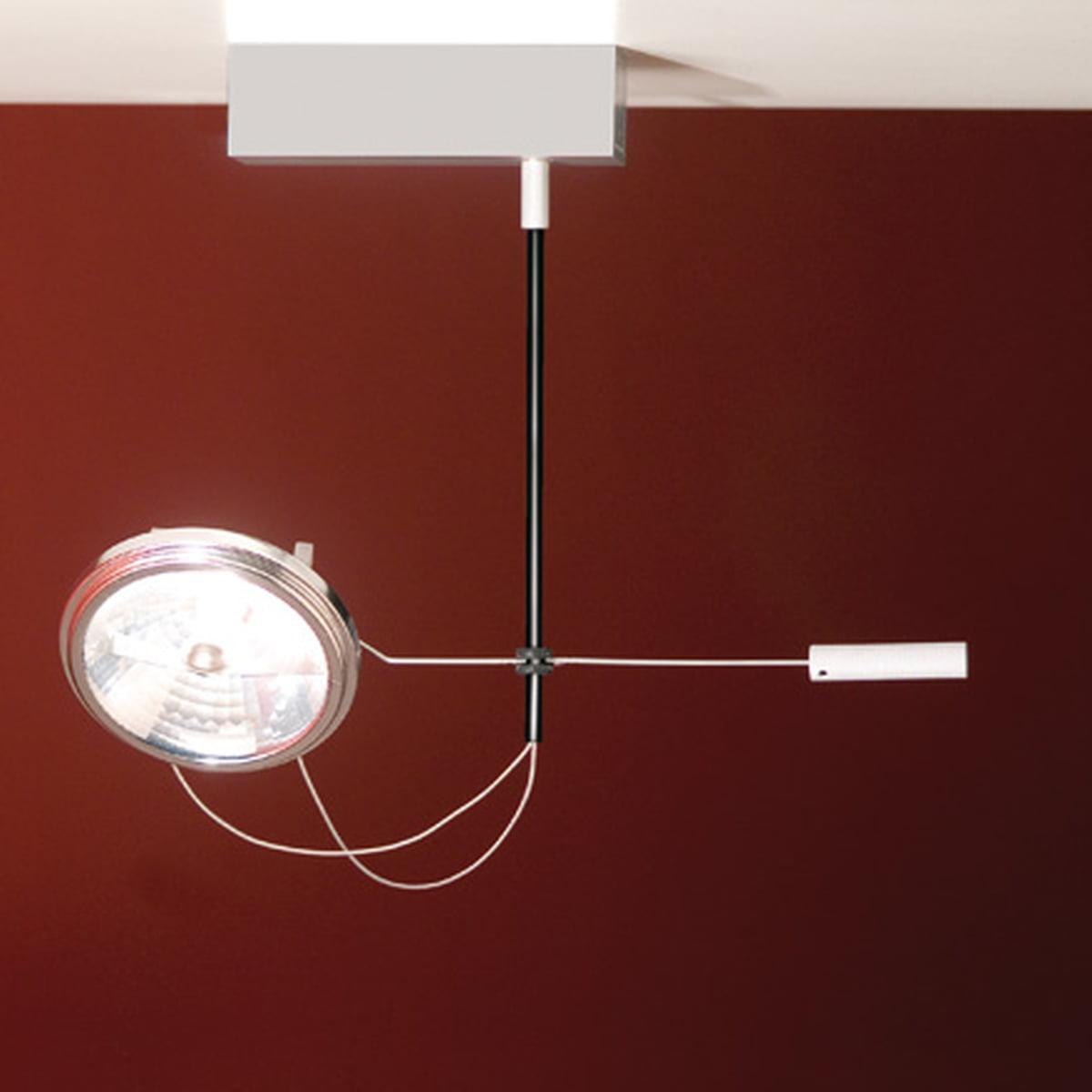 absolut lighting spotlight ceiling lamp. Black Bedroom Furniture Sets. Home Design Ideas