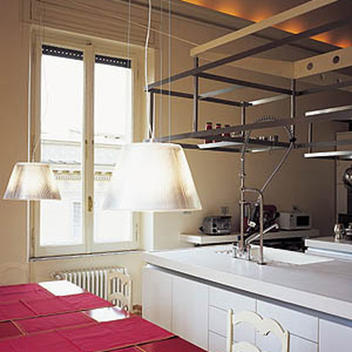 Romeo Moon Suspension By Philippe Starck