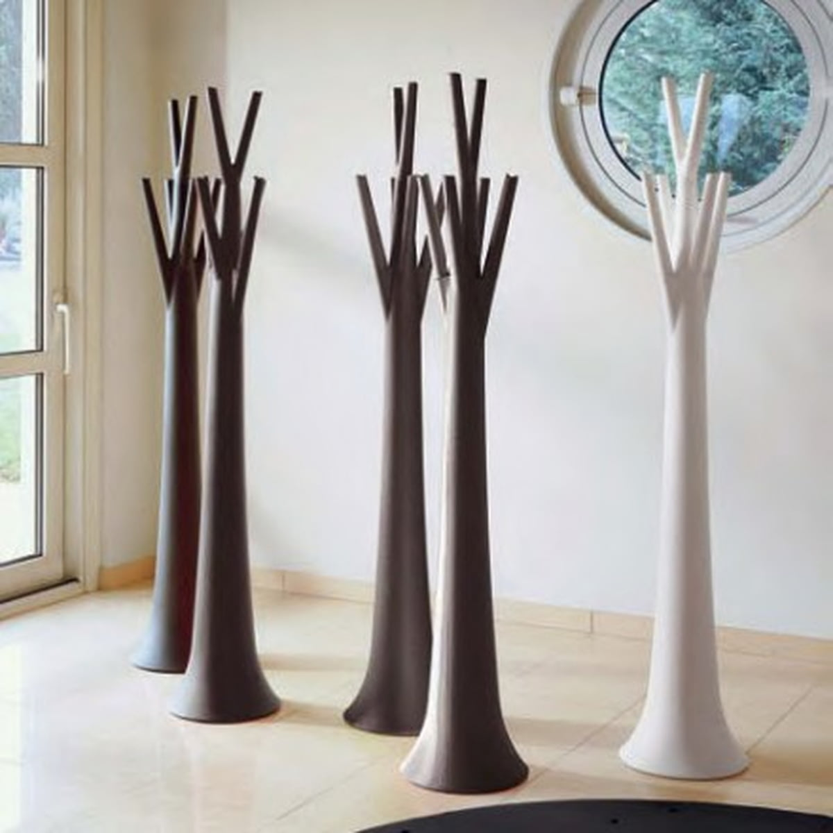 Design Garderobenständer tree clothes stand bonaldo shop