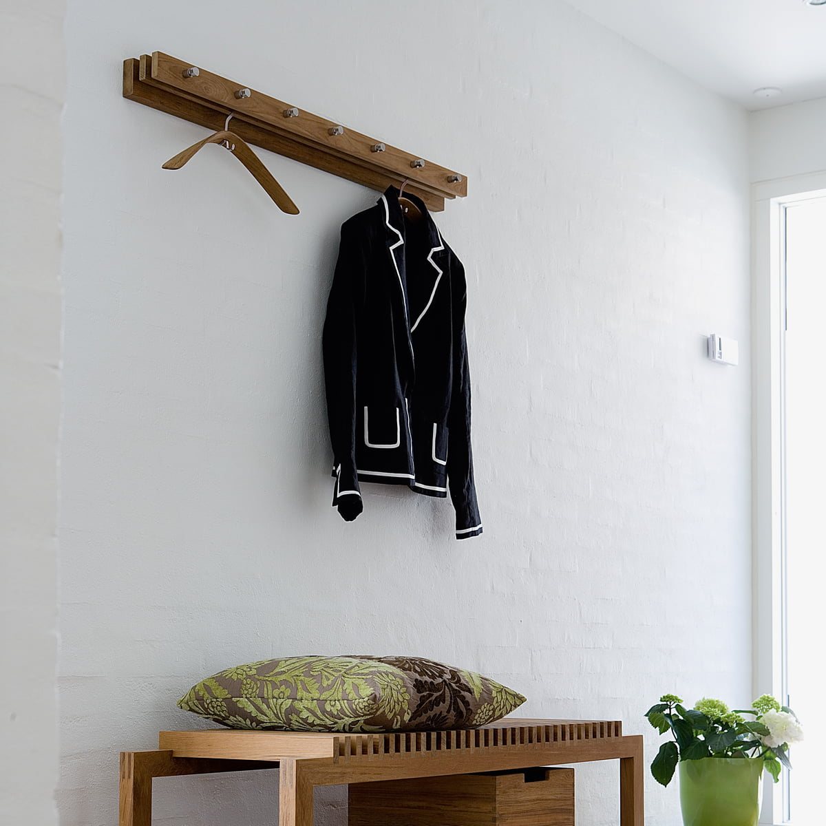 cutter clothes rail by skagerak in the shop. Black Bedroom Furniture Sets. Home Design Ideas