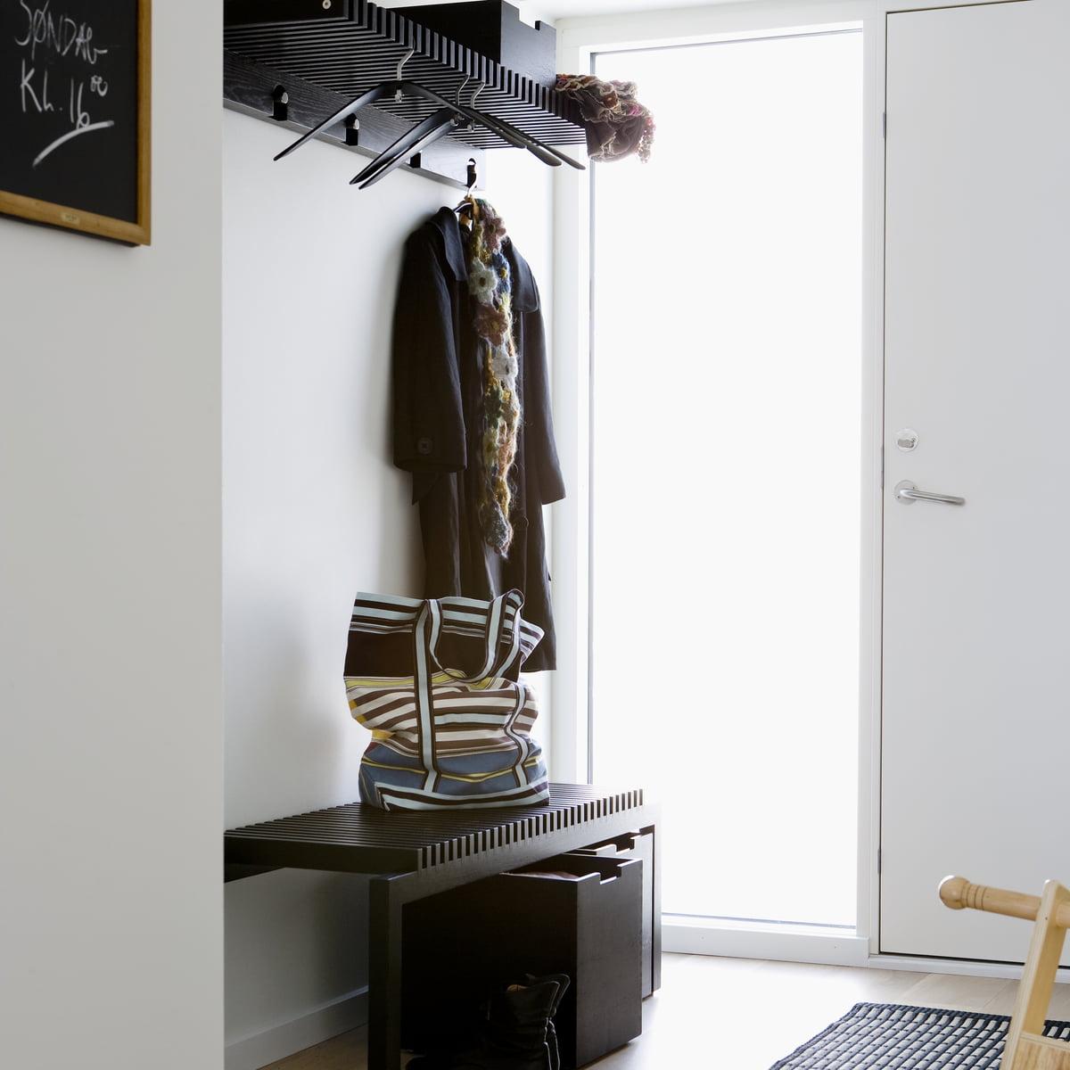 Bezaubernd Garderobe Sammlung Von Skagerak Cutter Coat Rack In Black.