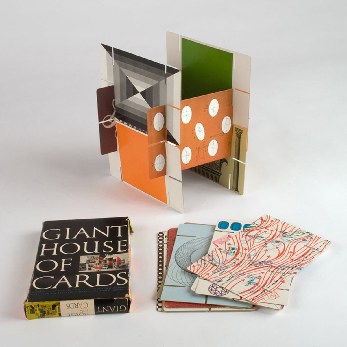 Giant House of Cards | Eames Office | Shop