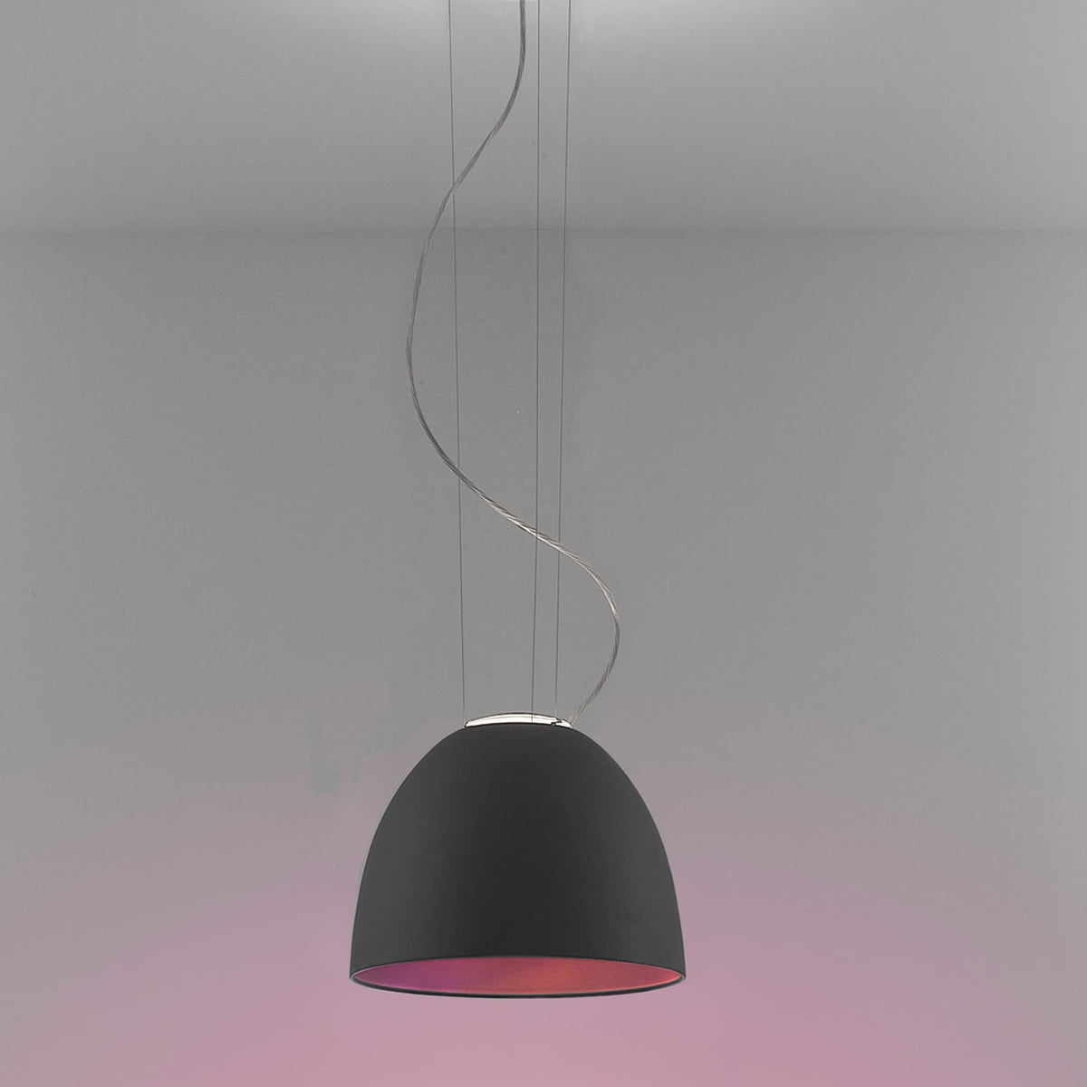 The nur mini pendant lamp by artemide in the shop artemide nur mini pendant lamp aloadofball Gallery
