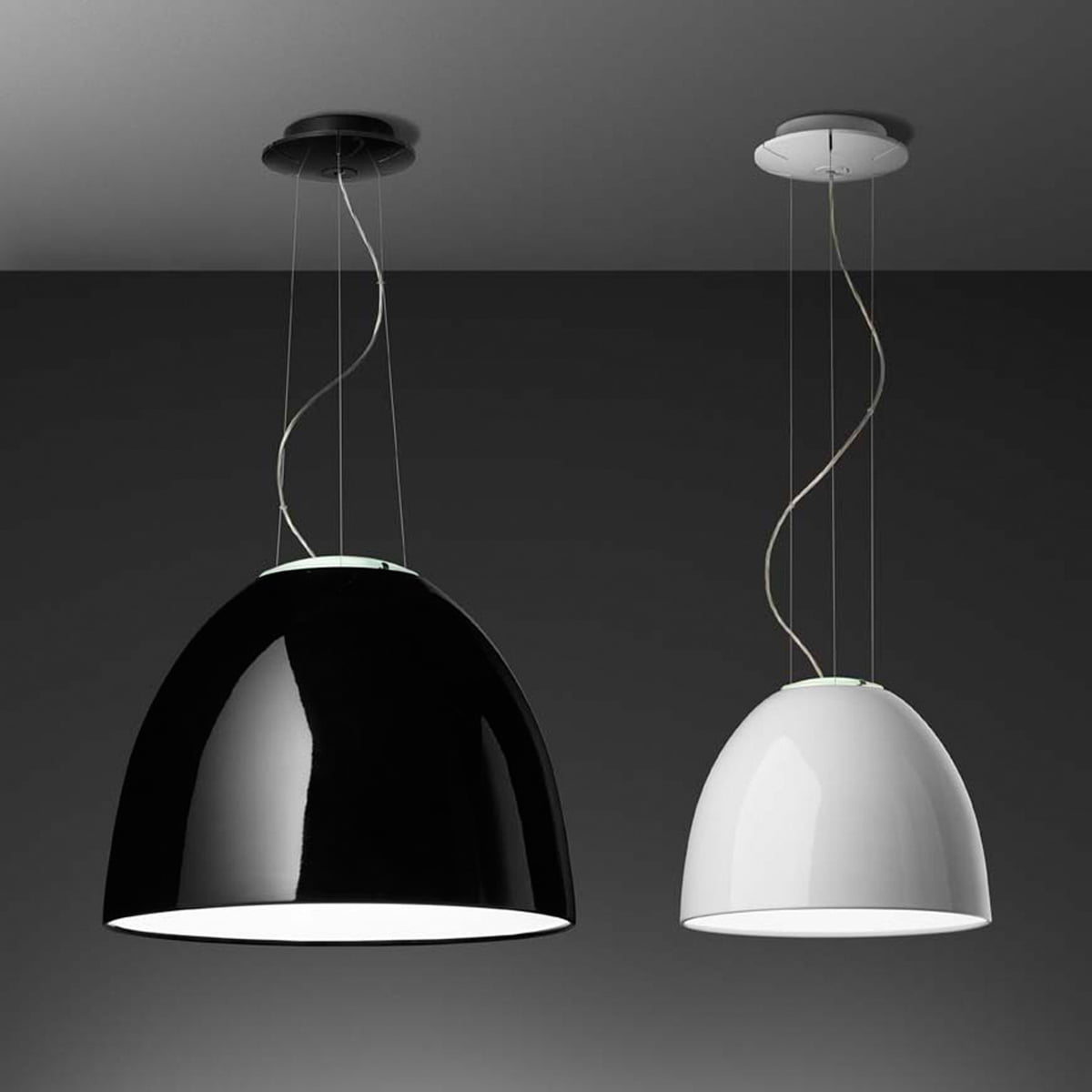 The Nur Gloss Mini From Artemide