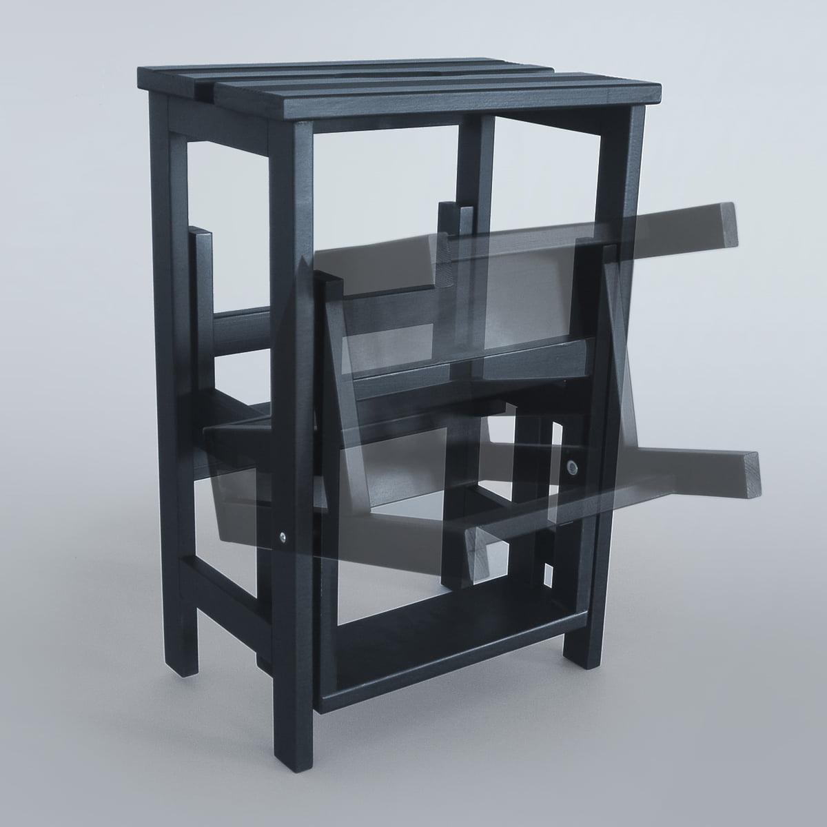 step stool by radius design connox shop. Black Bedroom Furniture Sets. Home Design Ideas