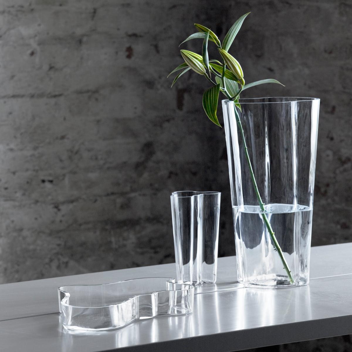 Aalto Vase Savoy By Alvar Aalto From Iittala
