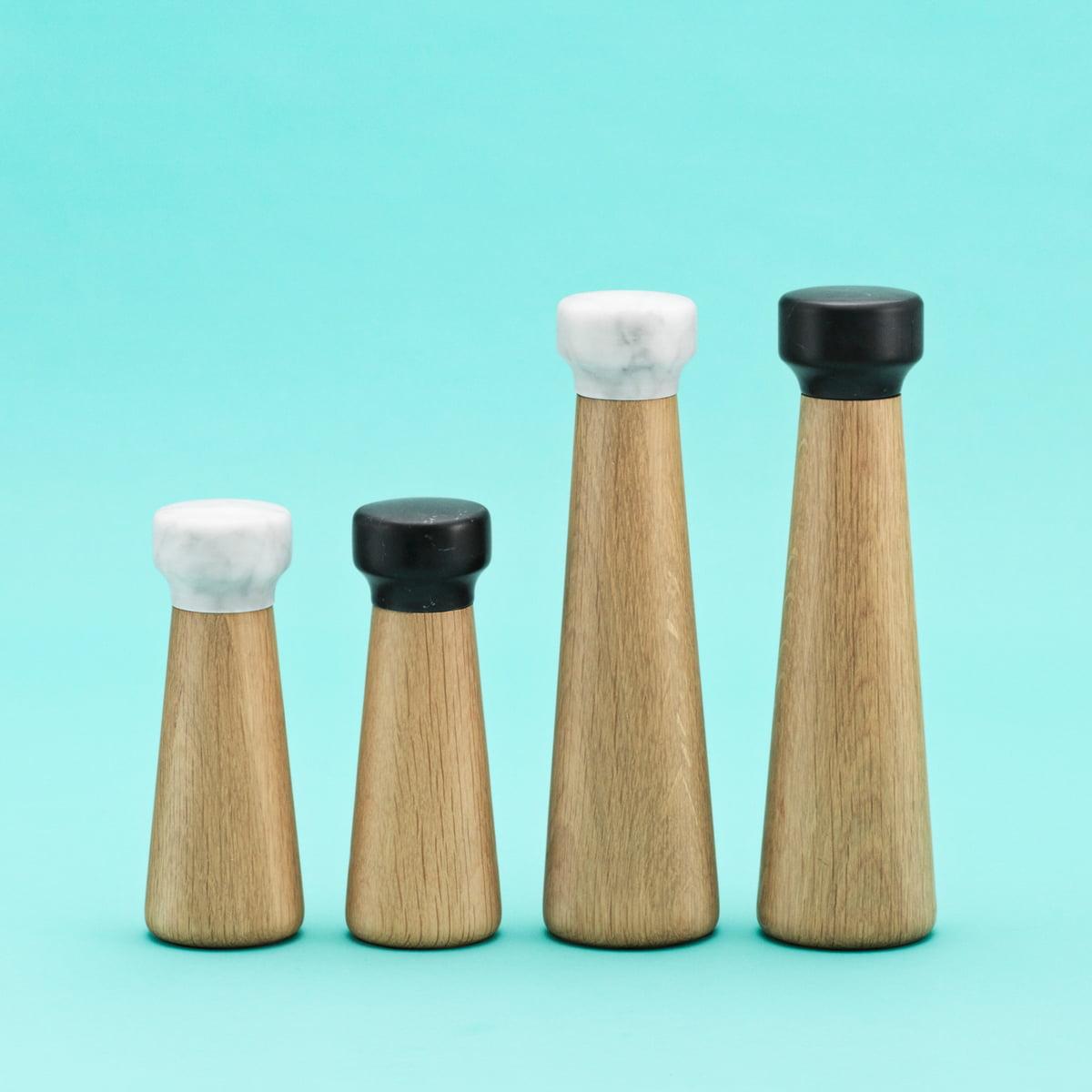 normann copenhagen craft salt pepper grinder. Black Bedroom Furniture Sets. Home Design Ideas