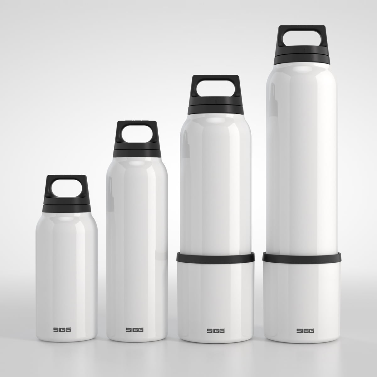 Hot & Cold Thermo Line by Sigg in the shop