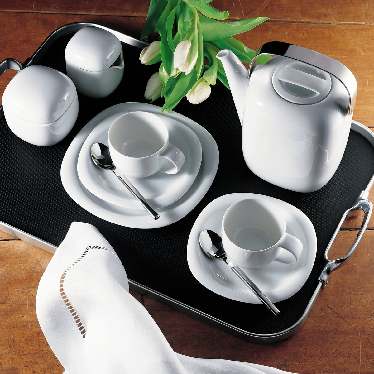 the suomi coffee set by rosenthal in the shop. Black Bedroom Furniture Sets. Home Design Ideas