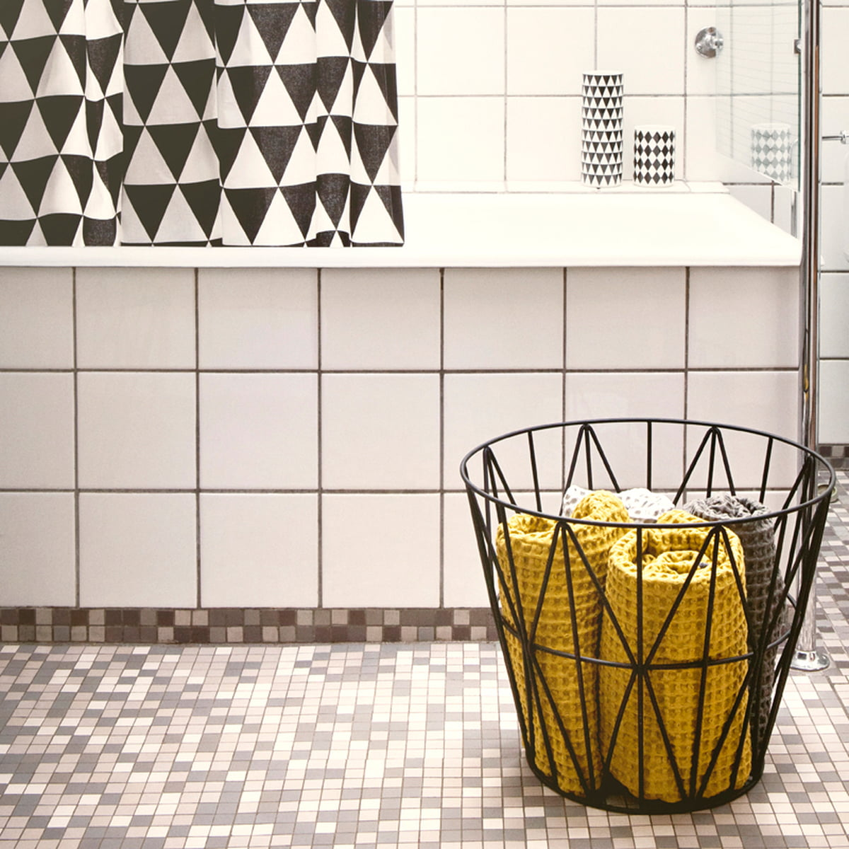 The wire basket from ferm living in the shop ferm living wire basket greentooth Images