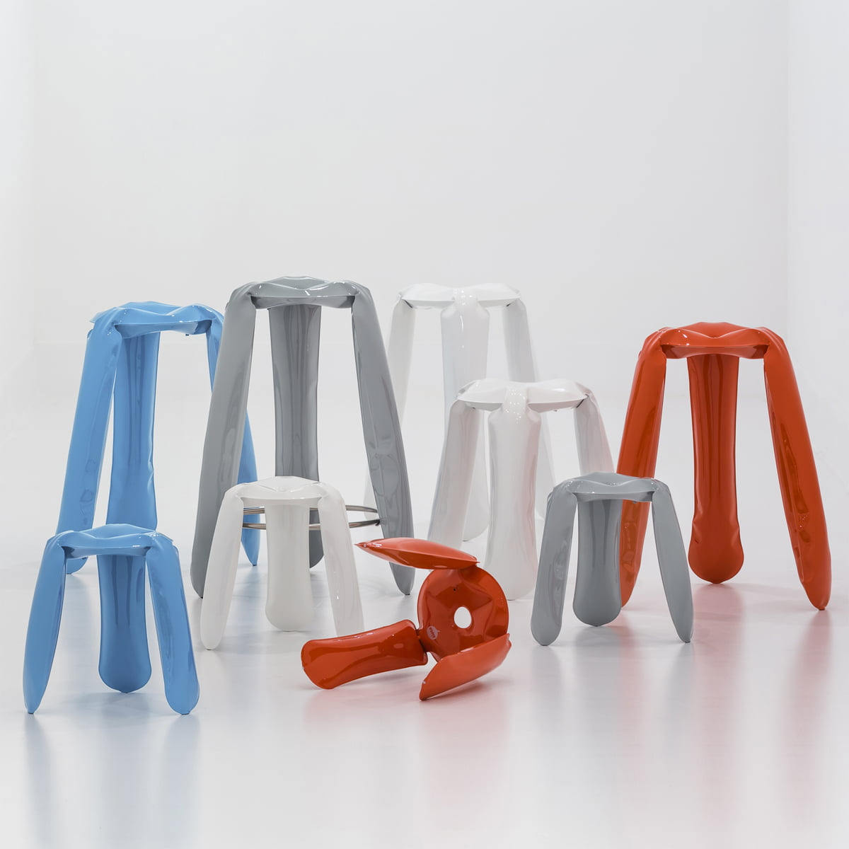 Buy Now The Plopp Bar Stool By Zieta At The Shop