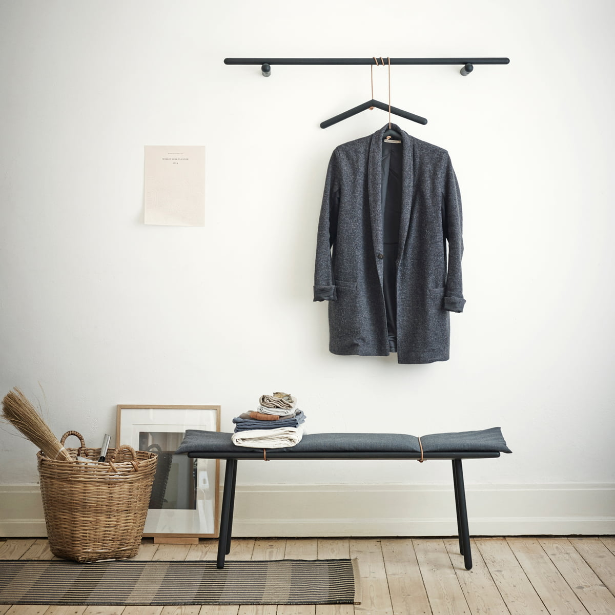 the georg coat rack by skagerak in the shop. Black Bedroom Furniture Sets. Home Design Ideas