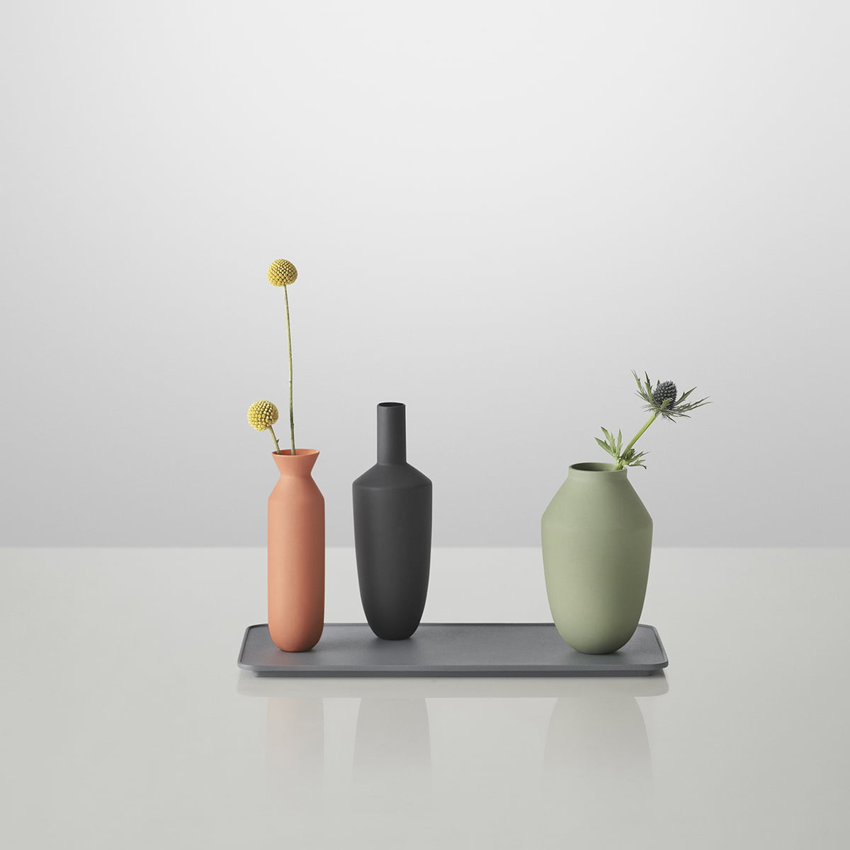 Balance vase by muuto in the home design shop for Idee deco vase