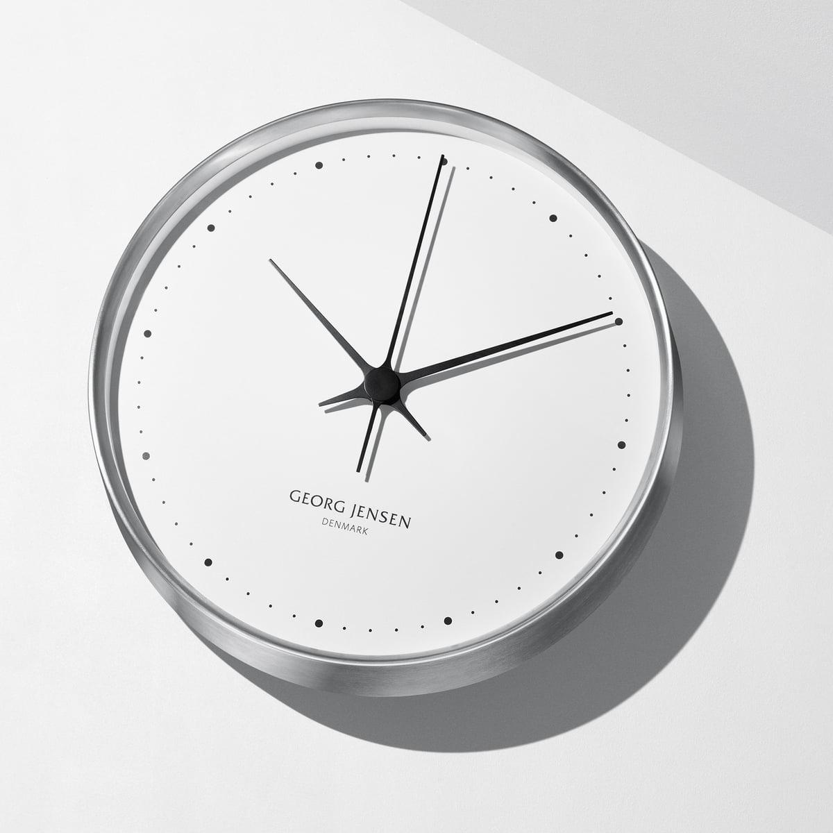 Georg Jensen Henning Koppel Wall Clock