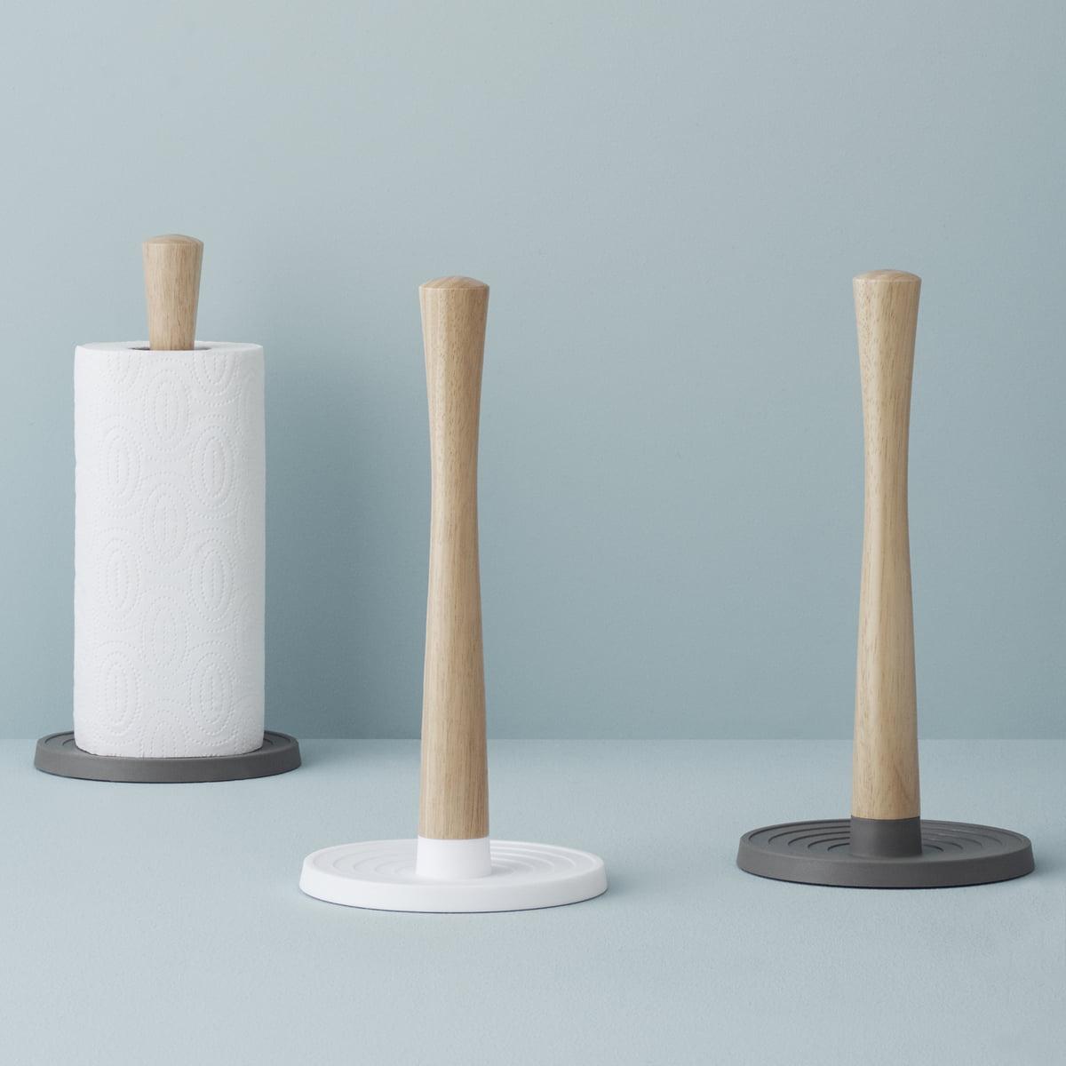 paper towel holder by rig tig by stelton. Black Bedroom Furniture Sets. Home Design Ideas