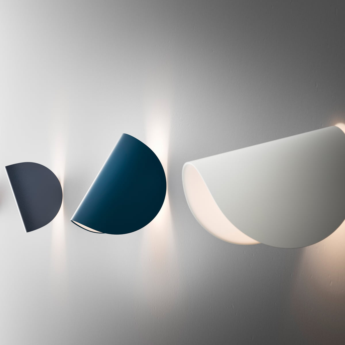 adjustable and glare-free · FontanaArte ... & FontanaArte Adjustable LED wall lamp