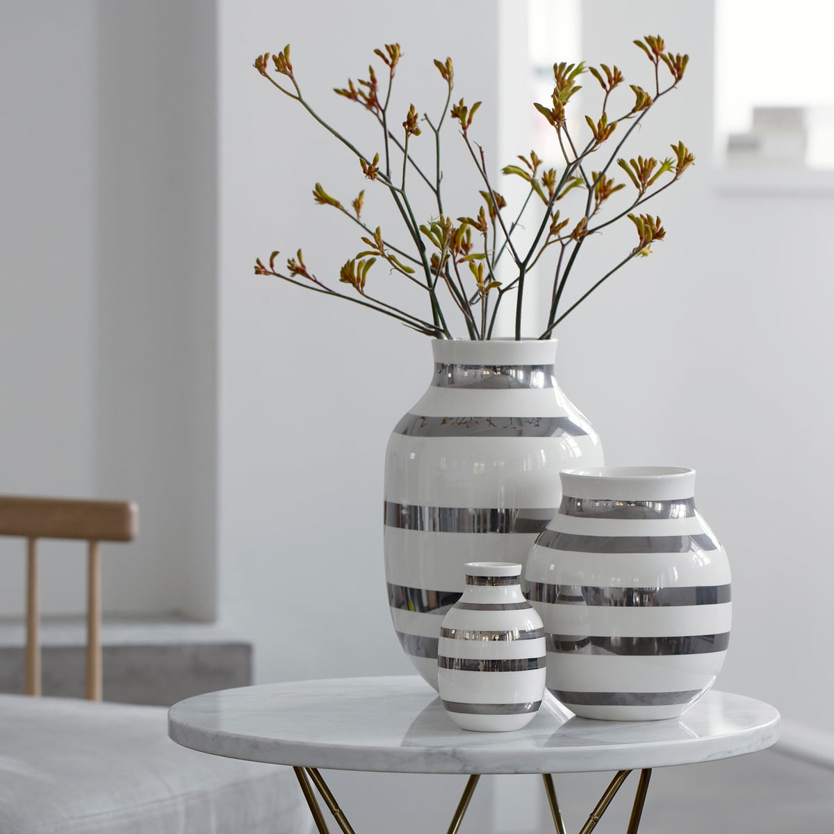 kähler design The Omaggio vase H20 cm by Kähler Design kähler design