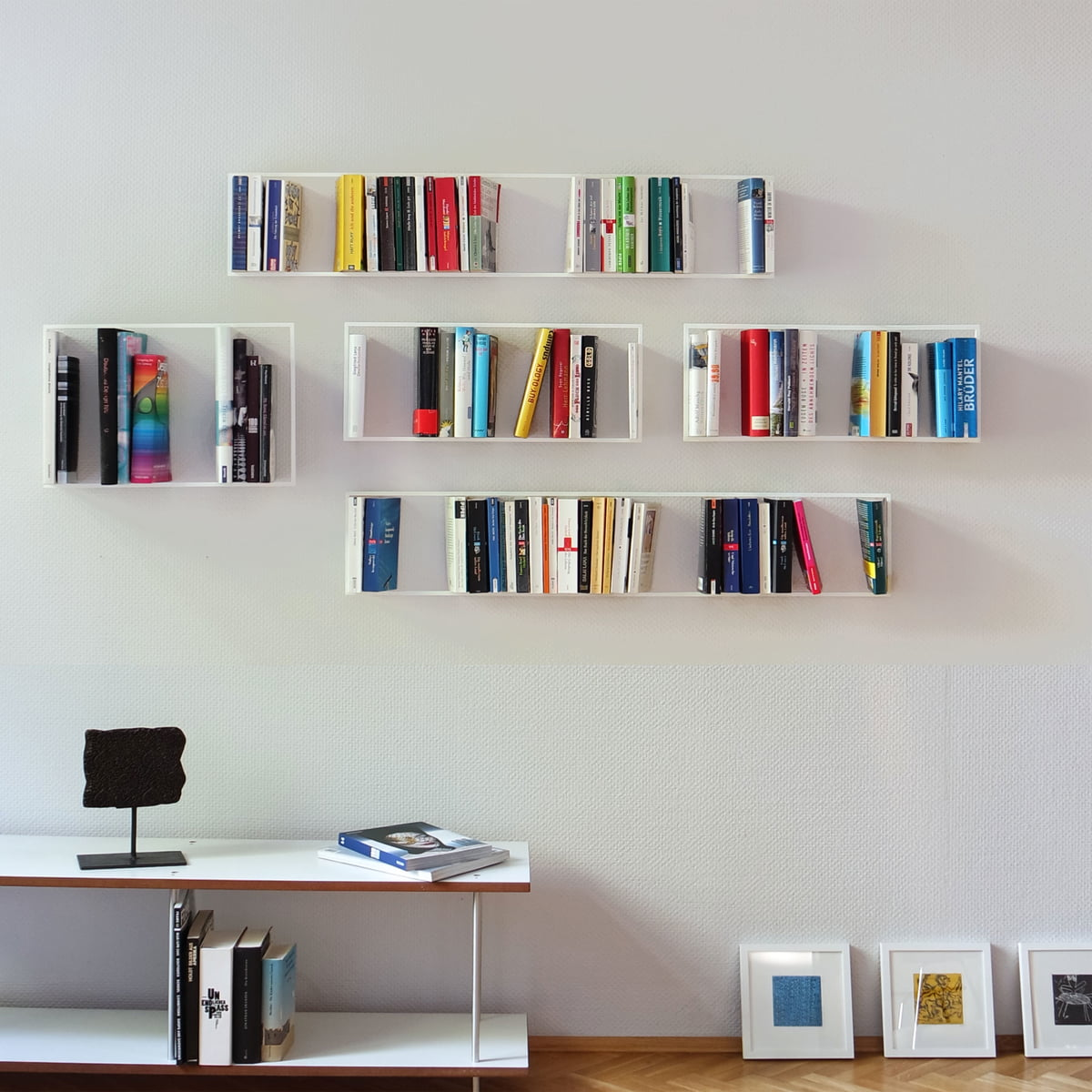 Book frame by Vonbox at the shop
