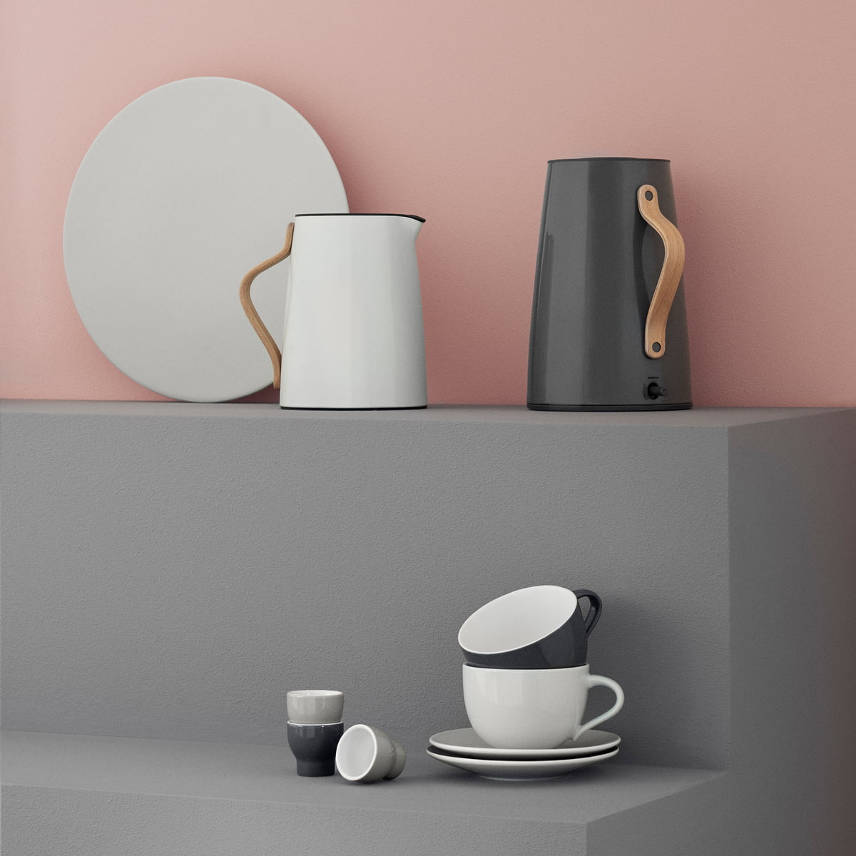 Emma eggcup by stelton in the shop for Connox com