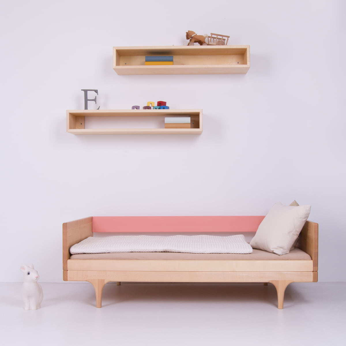 caravan junior bed of kalon in the shop