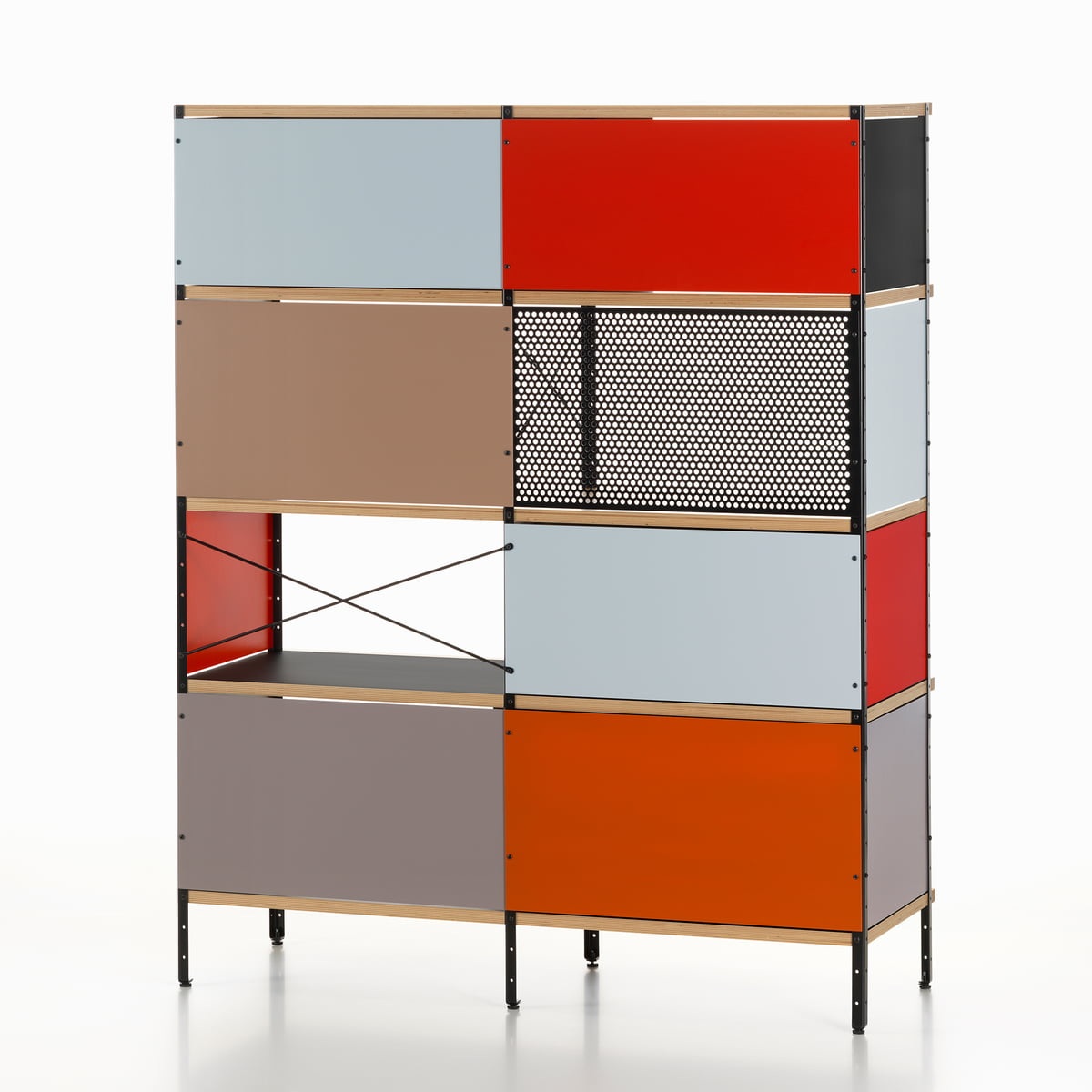 with us ikea bookcases bookcase cabinet orange products catalog eket en compartments