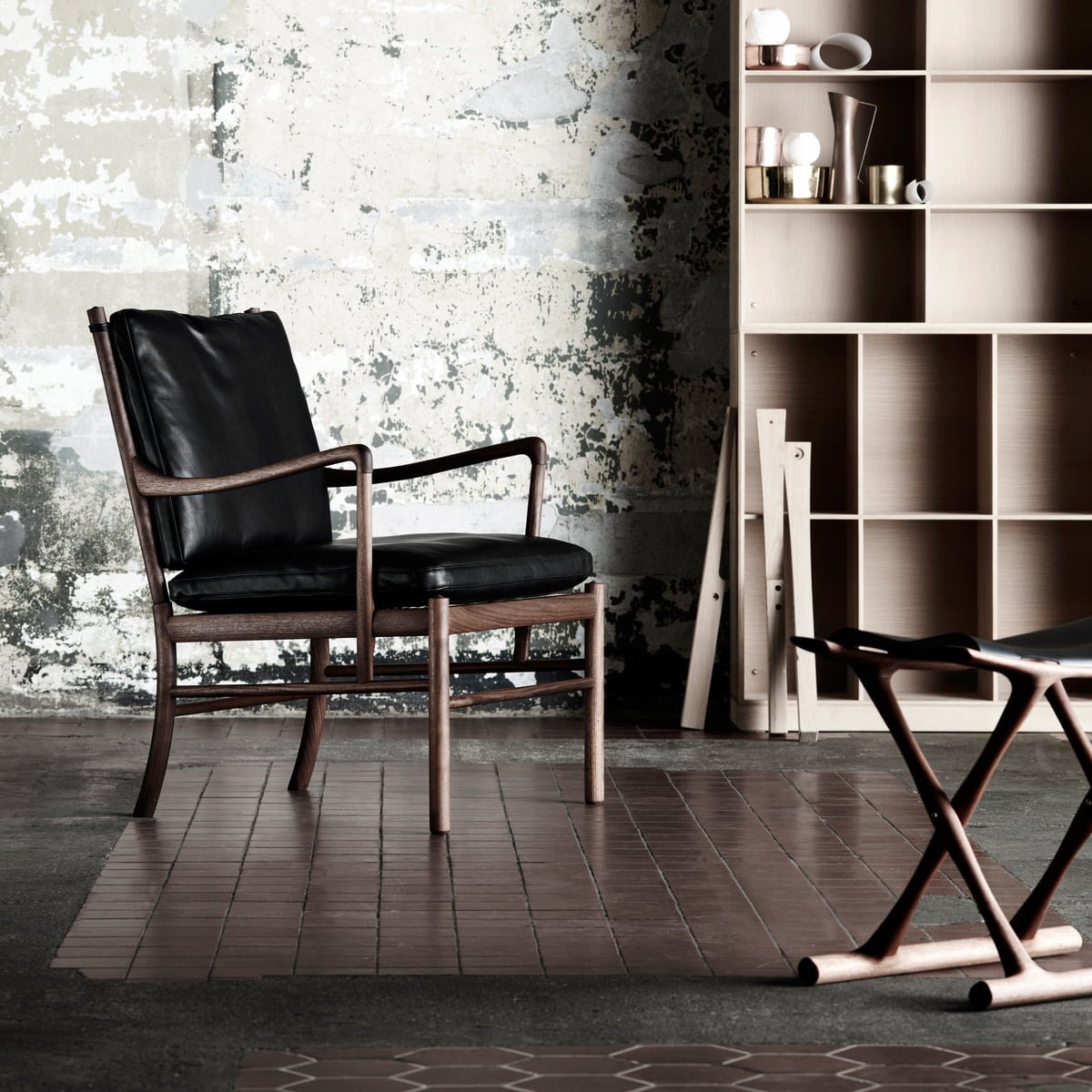 ow149 colonial chair by carl hansen in the shop. Black Bedroom Furniture Sets. Home Design Ideas