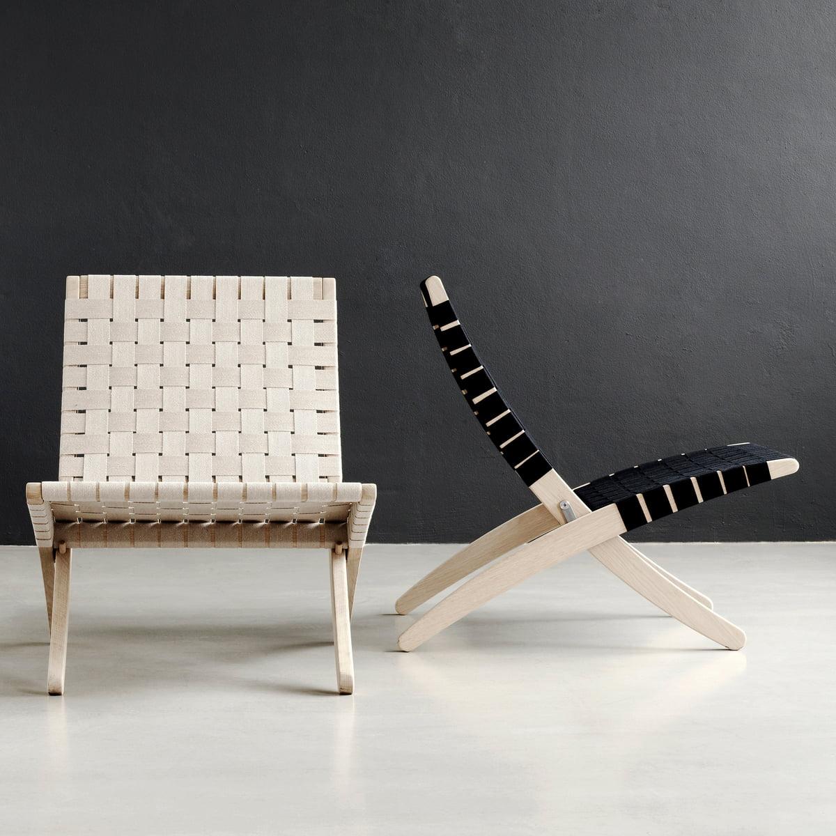 Mg501 Cuba Chair By Carl Hansen In The Shop